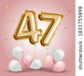 elegant greeting celebration... | Shutterstock .eps vector #1831755898