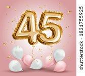 elegant greeting celebration... | Shutterstock .eps vector #1831755925
