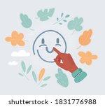cartoon vector illustration of...   Shutterstock .eps vector #1831776988