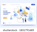Future Technology Concept...