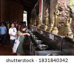 Ayutthaya  Thailand  January 24 ...