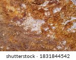 rock texture at the foot of... | Shutterstock . vector #1831844542