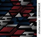 sports textile modern seamless... | Shutterstock .eps vector #1831846618