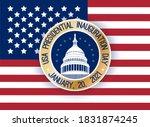 Usa Presidential Inauguration...