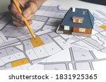 Choose a building plot of land...