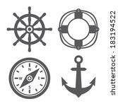 adventure,anchor,background,boat,buoy,compass,design,direction,discovery,element,explore,help,high,icon,illustration
