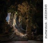 Khao Luang Cave In Phetchaburi...
