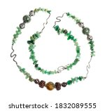 Handcrafted Necklace From...