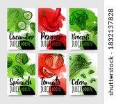 template design card of... | Shutterstock .eps vector #1832137828