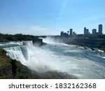 View Of The American Falls Seen ...