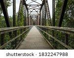 Railroad Track Turned Walking...