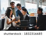 professional executive business ...   Shutterstock . vector #1832316685