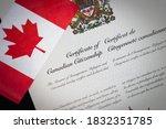 Canadian Citizenship...