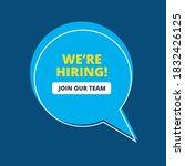 Hiring Recruitment Poster...
