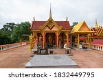 Wat Phra That Doi Wao Temple Or ...
