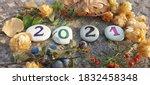 Year Of The Bull 2021. Autumn...