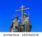 Monument To Saint Kirill And...