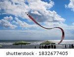 legian  kuta  bali   indonesia  ... | Shutterstock . vector #1832677405