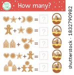 Christmas Counting Game With...