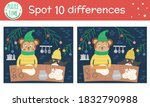 Christmas Find Differences Game ...