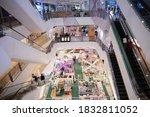 udon thani  thailand october 10 ... | Shutterstock . vector #1832811052
