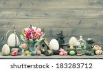 Easter Home Interior Decoration ...