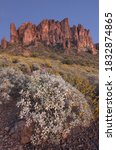 Usa  Arizona. Flat Iron Peak ...