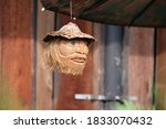 Coconut Carvings In The Face O...