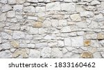 old bright white pattern stone...   Shutterstock . vector #1833160462
