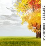 autumn scenery | Shutterstock . vector #18331852