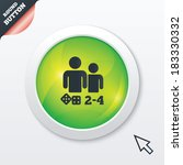 board games sign icon. from two ...