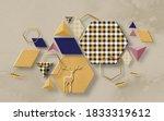 3d Geometric Illustration ...