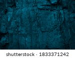 Toned Rock Texture. Blue...