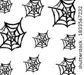 spider web background vector ....   Shutterstock .eps vector #1833567232