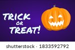 Trick Or Treat Halloween Party...