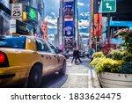 New York City  Ny  Usa   Jan...