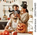 Happy Multiethnic Family Mother ...