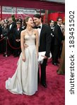Small photo of Keri Russell, in a Nina Ricci dress and H Stern jewelry, Shane Deary at RED CARPET-80th Annual Academy Awards Oscars Ceremony, The Kodak Theatre, Los Angeles, February 24, 2008