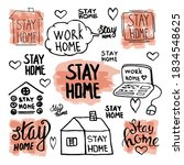"""""""work home"""" and """"stay at home"""". ... 