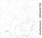 vector grunge black and white...   Shutterstock .eps vector #1834646728