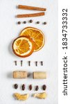 Ingredients For Mulled Wine On...