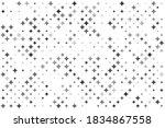 abstract vector   halftone... | Shutterstock .eps vector #1834867558