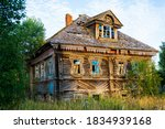 Old Abandoned Ruined Houses...