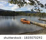 Derwent Water  Keswick  Uk  ...
