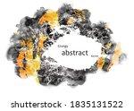 grungy abstract banner....   Shutterstock .eps vector #1835131522