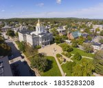 New Hampshire State House...