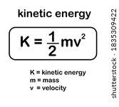 Kinetic Energy Formula  Physics ...