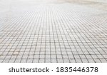 Stone Sidewalk. Paving Stones...