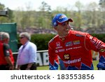 Birmingham Alabama USA - April 10, 2011: 38 Graham Rahal, United States Chip Ganassi Racing - stock photo