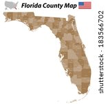 Detailed Map Of Florida With...